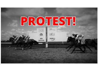 protest payouts on horse racing