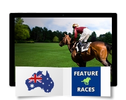 Feature Races on Australian Horse Racing Calendar