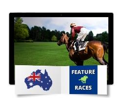 Feature Races on Australian Horse Racing Calendar