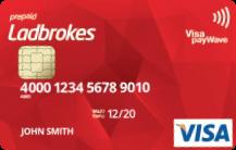 ladbrokes visa card australia