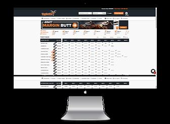 topbetta website screenshot