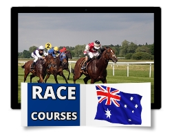 racecourses in australia